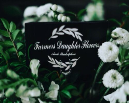 Tracy Widner: Farmer's Daughter Flowers and Marketplace